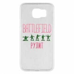 Чохол для Samsung S6 Battlefield rulit