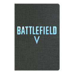 Блокнот А5 Battlefield V logotip