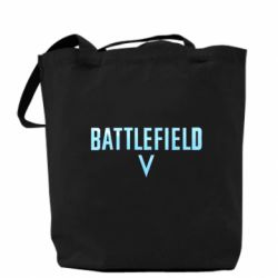 Сумка Battlefield V logotip