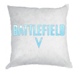 Подушка Battlefield V logotip