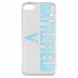 Чохол для iphone 5/5S/SE Battlefield V logotip
