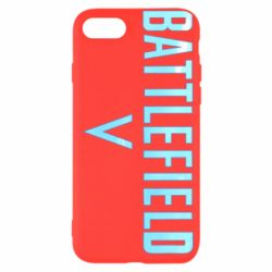 Чохол для iPhone 7 Battlefield V logotip