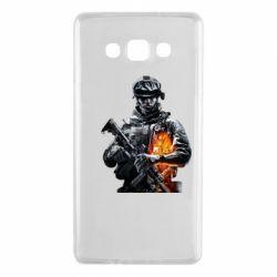 Чехол для Samsung A7 2015 Battlefield Warrior