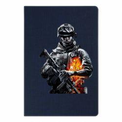 Блокнот А5 Battlefield Warrior