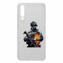 Чехол для Xiaomi Mi9 Battlefield Warrior