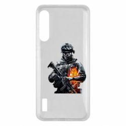 Чохол для Xiaomi Mi A3 Battlefield Warrior