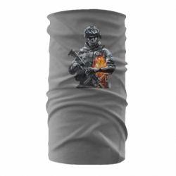 Бандана-труба Battlefield Warrior