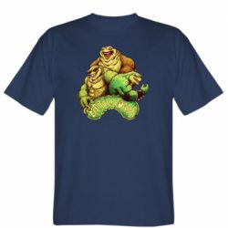 Мужская футболка Battletoads art