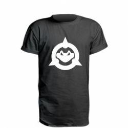 Удлиненная футболка Battletoads