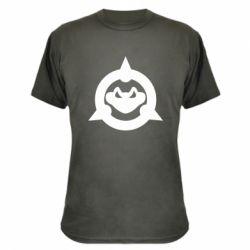 Камуфляжная футболка Battletoads
