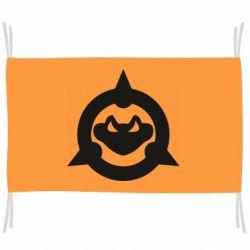 Флаг Battletoads
