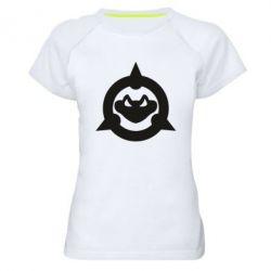 Женская спортивная футболка Battletoads