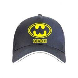 кепка Batwoman - FatLine