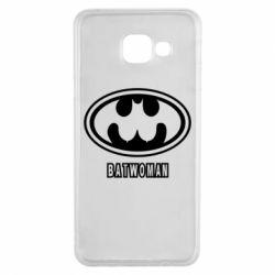 Чохол для Samsung A3 2016 Batwoman