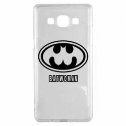 Чохол для Samsung A5 2015 Batwoman