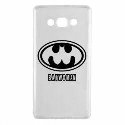 Чохол для Samsung A7 2015 Batwoman