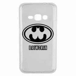Чохол для Samsung J1 2016 Batwoman