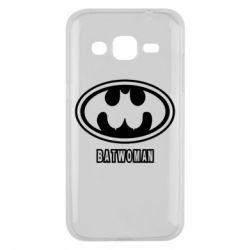 Чохол для Samsung J2 2015 Batwoman