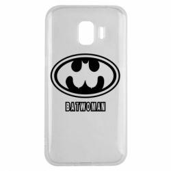 Чохол для Samsung J2 2018 Batwoman