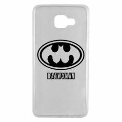 Чохол для Samsung A7 2016 Batwoman
