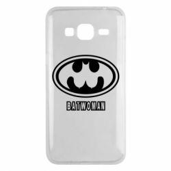 Чохол для Samsung J3 2016 Batwoman