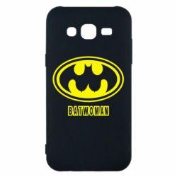 Чохол для Samsung J5 2015 Batwoman
