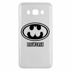 Чохол для Samsung J5 2016 Batwoman