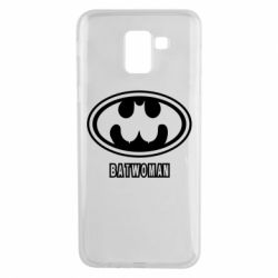 Чохол для Samsung J6 Batwoman