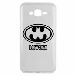 Чохол для Samsung J7 2015 Batwoman