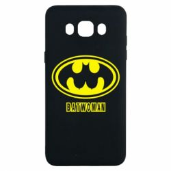 Чохол для Samsung J7 2016 Batwoman