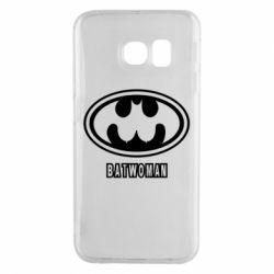 Чохол для Samsung S6 EDGE Batwoman
