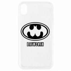Чохол для iPhone XR Batwoman
