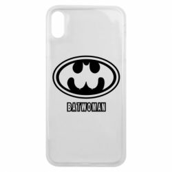 Чохол для iPhone Xs Max Batwoman