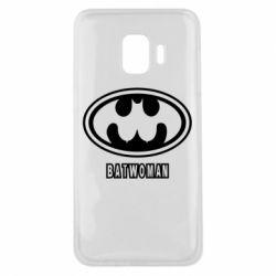 Чохол для Samsung J2 Core Batwoman
