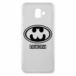 Чохол для Samsung J6 Plus 2018 Batwoman