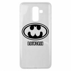 Чохол для Samsung J8 2018 Batwoman