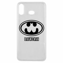 Чохол для Samsung A6s Batwoman