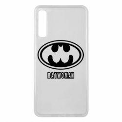 Чохол для Samsung A7 2018 Batwoman