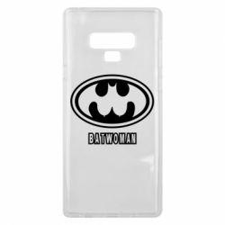 Чохол для Samsung Note 9 Batwoman