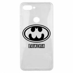 Чохол для Xiaomi Mi8 Lite Batwoman