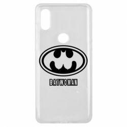 Чохол для Xiaomi Mi Mix 3 Batwoman