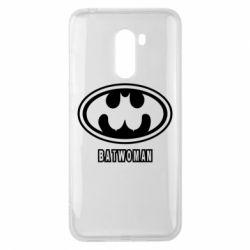 Чохол для Xiaomi Pocophone F1 Batwoman