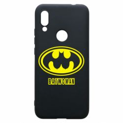 Чохол для Xiaomi Redmi 7 Batwoman