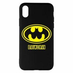 Чохол для iPhone X/Xs Batwoman