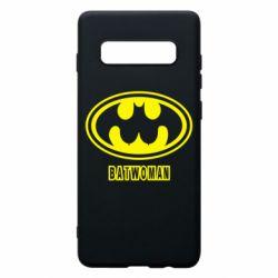 Чохол для Samsung S10+ Batwoman
