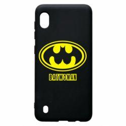 Чохол для Samsung A10 Batwoman