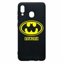 Чохол для Samsung A20 Batwoman