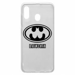 Чохол для Samsung A30 Batwoman