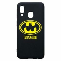 Чохол для Samsung A40 Batwoman