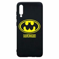 Чохол для Samsung A70 Batwoman